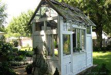 Utopia / Permaculture land designs, small homes, garden sheds, pagodas, etc.