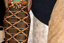 African Fashion / African Fashion for all the ladies out there. Loving it!