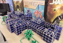 Expert Constructions / The best constructions of our Geomag expert.
