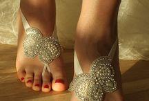 На ножки