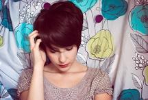 Hair Ideas / by Karin Dabrowski