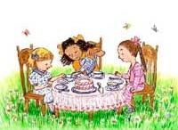 Tea Party Ideas / Tea Party Ideas