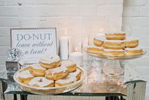 Donut Party Inspiration / by Icing Designs