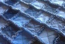 jean rag quilt
