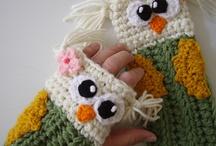 Crochet - Gloves / by Becky Hebert