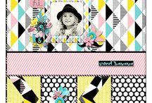 Let's Go Bananas by Ilonka's Scrapbook Designs