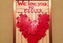 ;* Valentines