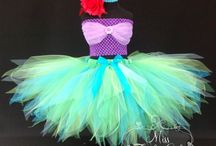 Little Mermaide Theme Party