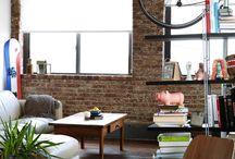 Interiors (interiér) / Ideas I like