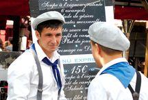 Vestuario camareros
