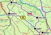 Jizerka trasy