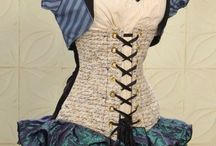 Steampunk Alice in Wonderland outfit