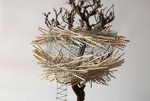 art & treehouses