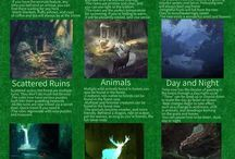 Forest home CYOA