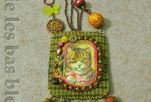 Textiel Jewelry