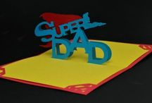 Father's Day Pop-up Cards