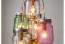 DIY hanglampen