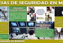 Empresas de seguridad en madrid