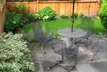 Urban Retreats / Landscape design for your backyard.
