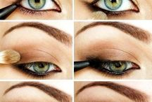 Make-up style / Smoked up Eyes