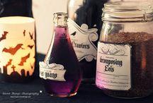Dark ideas / Stuff for Halloween and my dark fasination