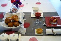 Petits dejeuner / Les petits déjeuners gourmands