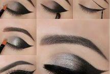 Peinados maquillaje