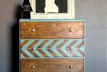 Furniture / by McKinsey Holbrook