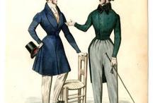 Men`s fashion 1830`s