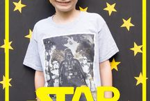 Shaunys party / Star Wars Theme Party