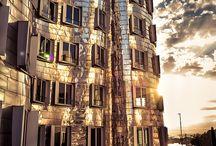 Düsseldorf / Häuser in und um Düsseldorf