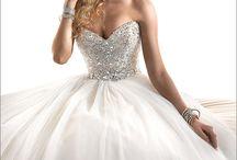 Possible wedding dresses