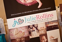 Photographer booth
