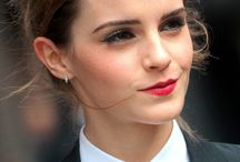 Emma Watson/ beauty & style / Emma Charlotte Duerre Watson (born 15 April 1990) is a British actress and activist. Born in Paris and brought up in Oxfordshire, Watson attended the Dragon School and trained as an actress at the Oxford branch of Stagecoach Theatre Arts. She rose to prominence after landing her first professional acting role as Hermione Granger in the Harry Potter film series, having acted only in school plays previously. Watson appeared in all eight Harry Potter films from 2001 to 2011.