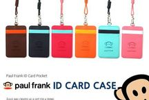 Lanyard ID card Holder