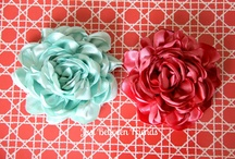 DIY Flower Crafts / by Desiree Tolle Forwoodson