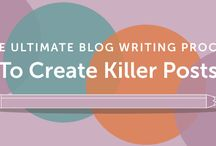 How To Write A Blog Post for Bloggers / blog post, blog posts, bloggers, how to write a blog post