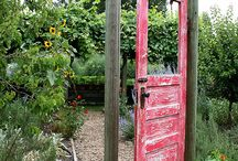 Inspire: Gardens & Outdoor Spaces / Beautiful inspiration for home gardens and outdoor spaces. / by The Scrumptious Pumpkin