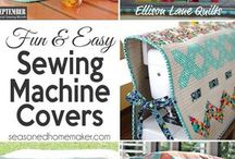sewing machine overlocker covers