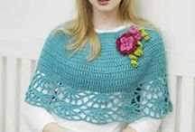 Crochet Capelets