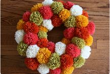 DIY - Wreathes / by Melissa Liberatore