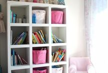 Kids Room Ideas / Ideas for the kids room decor / by Stacy Gibbs