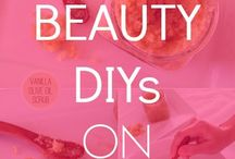 Beauty DIYs & tips