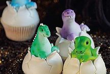 Party Inspiration: Dinosaurs / by Unicorns and Vanilla