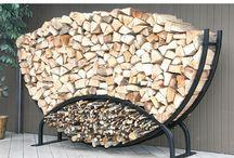 fire wood holders