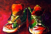 Mr. paintings
