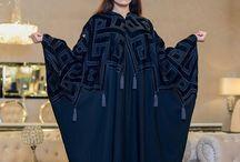 abaya caftans styles