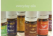 Young Living Essential Oils / by The Little Details