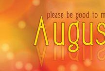 August / August