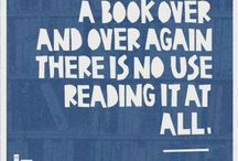 Quotes about Books, Reading and Libraries